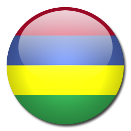 Mauritius Flag Icon