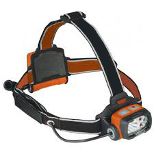 Intrinsically Safe LED Head Lamp