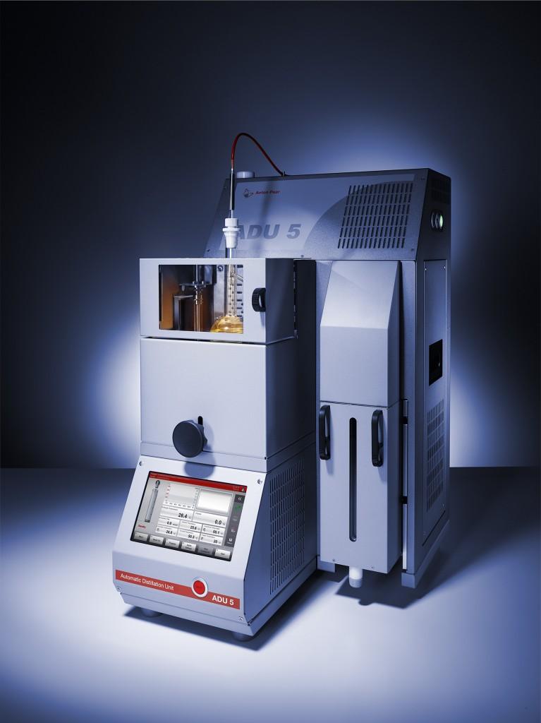 Automatic Distillation Unit 5 ADU5