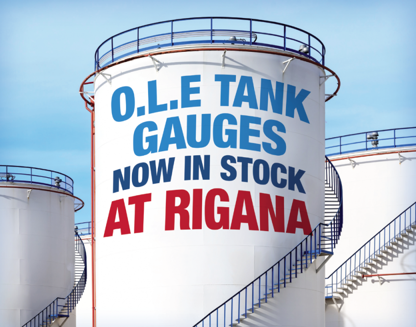 OLE Tank Gauges – Our Clients' First Choice