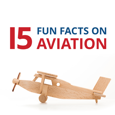 15 Fun Facts on Aviation