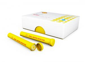Shell Aviation Water Detector Packaging