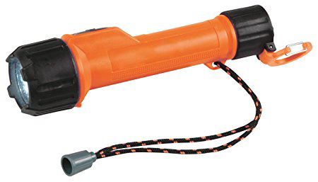 Intrinsically Safe LED Torch