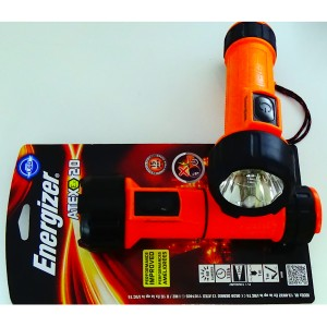 Energizer Atex LED Torch