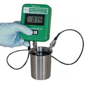 Intrinsically Safe Conductivity Meter