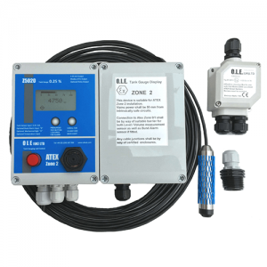 ATEX Tank Gauge And Its Components