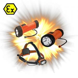 Intrinsically Safe Workspace Torches