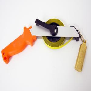 Yellow Enamel Steel Sounding Tape