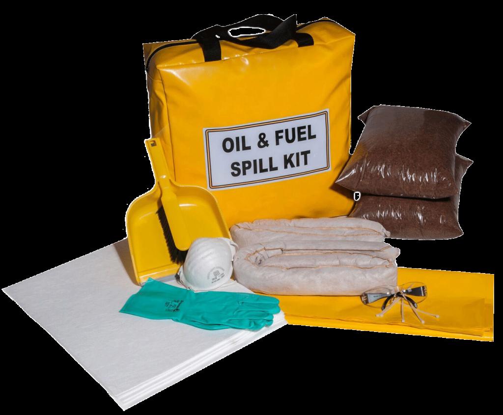 40L Oil Carry Bag Spill Kit