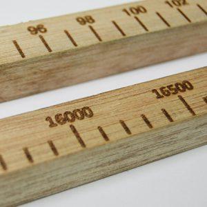 Wooden Dip Sticks