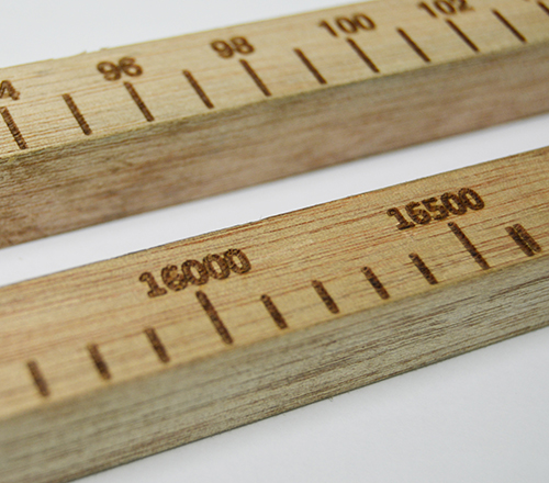Wooden Dip Sticks