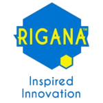 Rigana Inspired Innovation Logo