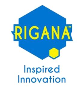 Rigana Inspired Innovation Logo